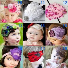 Wholesale Accessories Hair - Buy Baby Hair Accessories Girls Hair Feathers Fashion Headwear Children Pearl Flower Bowknot Headbands, $2.54 | DHgate