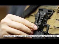 Strike Industries SARS Advance Weapon Retention System
