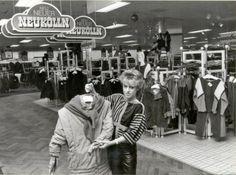 Neu, Neuer Neukölln – Hertie Wiedereröffnung 1983