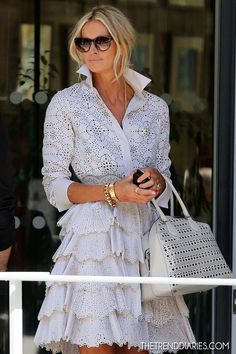 Elle Macpherson at a wedding in Paris, France - September 1, 2012