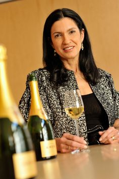 Interview with Margareth Henriquez, President and CEO of Krug Champagne