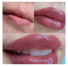Lip Permanent Makeup, Lip Makeup, Beauty Makeup Tips, Makeup Blog, Lip Color Tattoo, Lip Types, Botox Lips, Diy Lipstick, Lip Contouring