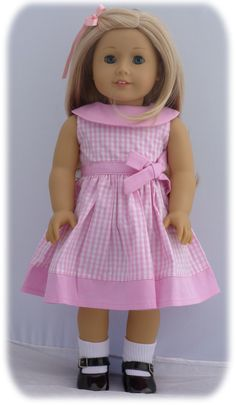 "American Girl CAROLINE PARTY SET 1 PIECE FLOWERS ONLY for 18/"" Dolls Birthday NIP"
