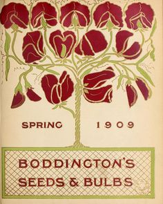 Boddington's quality bulbs, seeds and plants New York, N.Y. :Arthur T. Boddington..