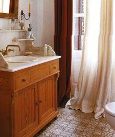 Mueble de baño / Bathroom furniture