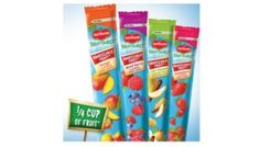 Free Del Monte Fruit Burst Squeezable Fruit Tubes Samples for Schools