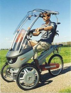 Billedresultat for off road trikke Trike Bicycle, Cargo Bike, Velo Design, Bicycle Design, Cross Country Bike, E Biker, Electric Tricycle, Microcar, Reverse Trike