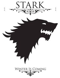 WINTER IS COMING WOLF MENS T SHIRT GAME OF TYRION THRONES KHALEESI DESIGN S 5XL
