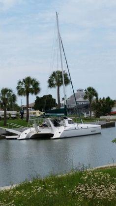 Wildcat 35 Catamaran for sale caroline.laviolette@catamarans.com