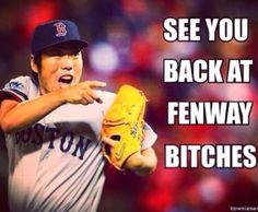 Haha #Koji #Uehara #Redsox