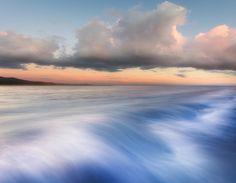 South Maui, Big Beach /Oneloa/Makena Where Big Beach Meets The Headland Of Little Beach, Maui, Hawaii