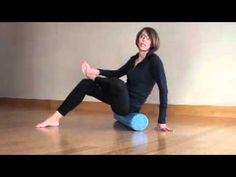 Foam Roller for Back Pain from Chiro-Health - YouTube