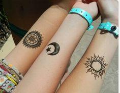 Future cousins tattoo!