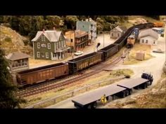 N scale SD45 kato Rio Grande - YouTube