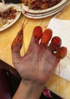 imagine somone fisting you with these on their fingers