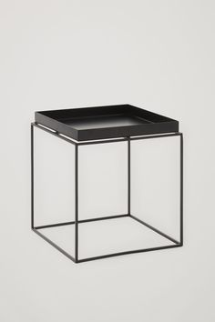 COS image 1 of HAY tray side table in Black