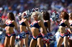 NFL: Jacksonville Jaguars at New England Patriots   -   Sep 27, 2015; Foxborough, MA, USA; The New England Patriots cheerleaders perform during the game against the Jacksonville Jaguars at Gillette Stadium. New England defeated Jacksonville 51-17. Mandatory Credit: James Lang-USA TODAY Sports