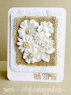 Love this card - the designer has GREAT things on her blog