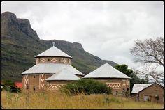 Church at Mackay's Nek, near Maclear, Eastern Cape, South Africa