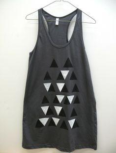 Triangle Tank Dress