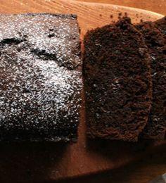 Double-Chocolate Bread.