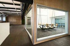 Inspiring Office Meeting Rooms Reveal Their Playful Designs Conference Room Design, Conference Room Chairs, Conference Table, Room Interior Design, Design Furniture, Office Furniture, School Furniture, Office Meeting, Meeting Rooms