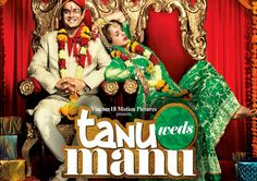 Tanu Weds Manu Hd Movie 2015 Torrent Download 2015 Movies, Hd Movies, Films, Latest Bollywood Movies, 10 Years, Comedy, Movie Downloads, Told You So, Superhero