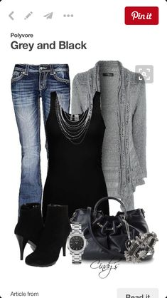 View our simplistic, relaxed & effortlessly lovely Casual Fall Outfit inspiring ideas. Get motivated with your weekend-readycasual looks by pinning one of your favorite looks. casual fall outfits with jeans Mode Outfits, Night Outfits, Casual Outfits, Fashion Outfits, Womens Fashion, Ladies Fashion, Fashion Ideas, Fashion Styles, Fashion Trends