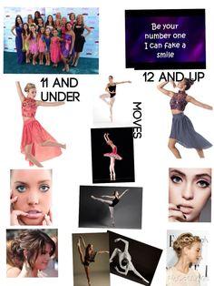 Group dance- human | Paige
