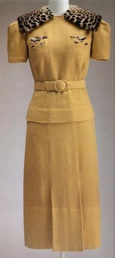 Suit, 1940s