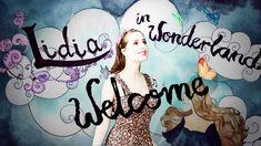 """Welcome to Lidia in Wonderland"" music video cover #watercolours #Lidiainwonderland #before&after #murkywoods #musical #patreon #musicvideo #aftereffect #chroma #lidiaguglieri #music #makingof #originalmusic #youtube #2danimation #originalsongs #art"