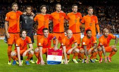 Holland 2014 World Cup Squad