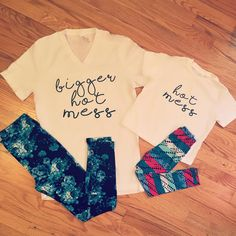 Riley and I need these shirts!