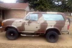 Custom Ford Bronco! #ford #botp #custom #vintage