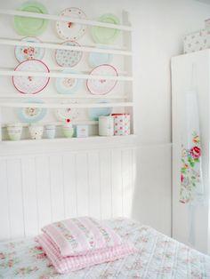 Heart Handmade : DIY: Shabby Chic Home Interiors Inspiration & Ideas