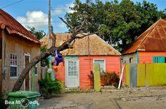 Curacao - #746. Kas di Tabla (Clapboard Houses)