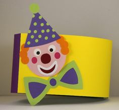 Verjaardagsmuts.nl|Handgemaakte persoonlijke verjaardagsmutsen - Feest - Clown