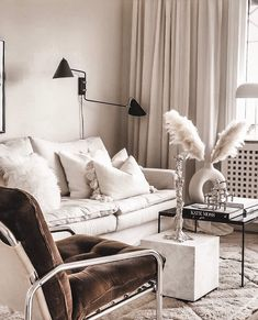 Living Room Designs, Living Room Decor, Living Spaces, Bedroom Decor, Office Makeover, Dream Rooms, Bedroom Inspo, House Rooms, Decoration