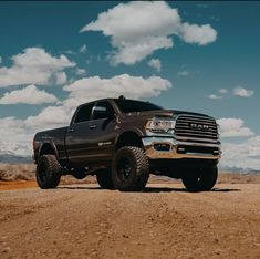 OEM Mopar Parts And Accessories At Discount Prices Delivered Straight To Your Door. Jacked Up Trucks, Ram Trucks, Dodge Trucks, Jeep Truck, Diesel Trucks, Cool Trucks, Pickup Trucks, Dodge Ram Diesel, Dodge Cummins