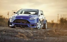 Ford Focus ST 2014 Wallpaper source http://www.mycars.us/ford-focus-st-2014-wallpaper