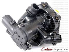 9 Vw Water Pump With Thermostat Coolant Regulator Ideas Water Pumps Audi A3 Vw Golf
