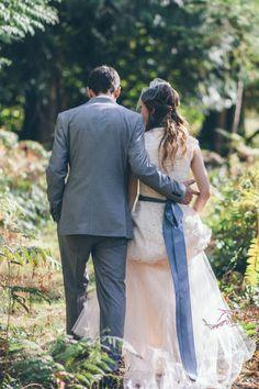Oregon Wedding {katriel abbott photo}
