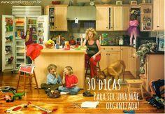 30 Dicas para ser uma mãe organizada: http://www.gemelares.com.br/2014/07/30-dicas-para-ser-uma-mae-organizada.html