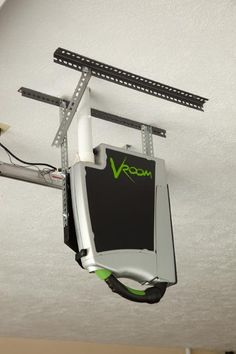 Vroom Retractable hose system is easily hooked up to your central
