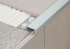 Aluminum stair nosing / non-slip NOVOPELDAÑO® 4 ALUMINIO EMAC COMPLEMENTOS, S.L.