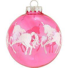 unicorn christmas ornament - Google Search