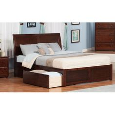 You'll love the Portland King Storage Platform Bed at Wayfair - Great Deals on all Furniture  products with Free Shipping on most stuff, even the big stuff.
