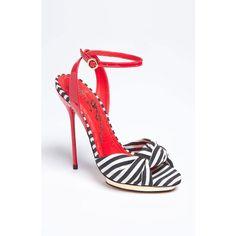 Alice + Olivia 'petra' Sandal ($325) ❤ liked on Polyvore