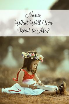 http://paulatisch.com/read-to-my-grandchild/   I love to read and cannot wait to read with my new Favorite Pixie.  Today I'm sharing my top 10 favorite picture books I plan to read to her.