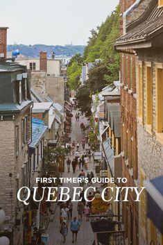15 Cannot-Miss Issues to Do in Quebec Metropolis Canada - Best Of Travel Destinations Old Quebec, Montreal Quebec, Quebec City, O Canada, Canada Travel, Best Places To Travel, Cool Places To Visit, Montreal Travel, Patio Grande